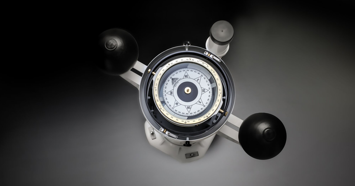 Plath Gmbh professional compasses at home on the seven seas