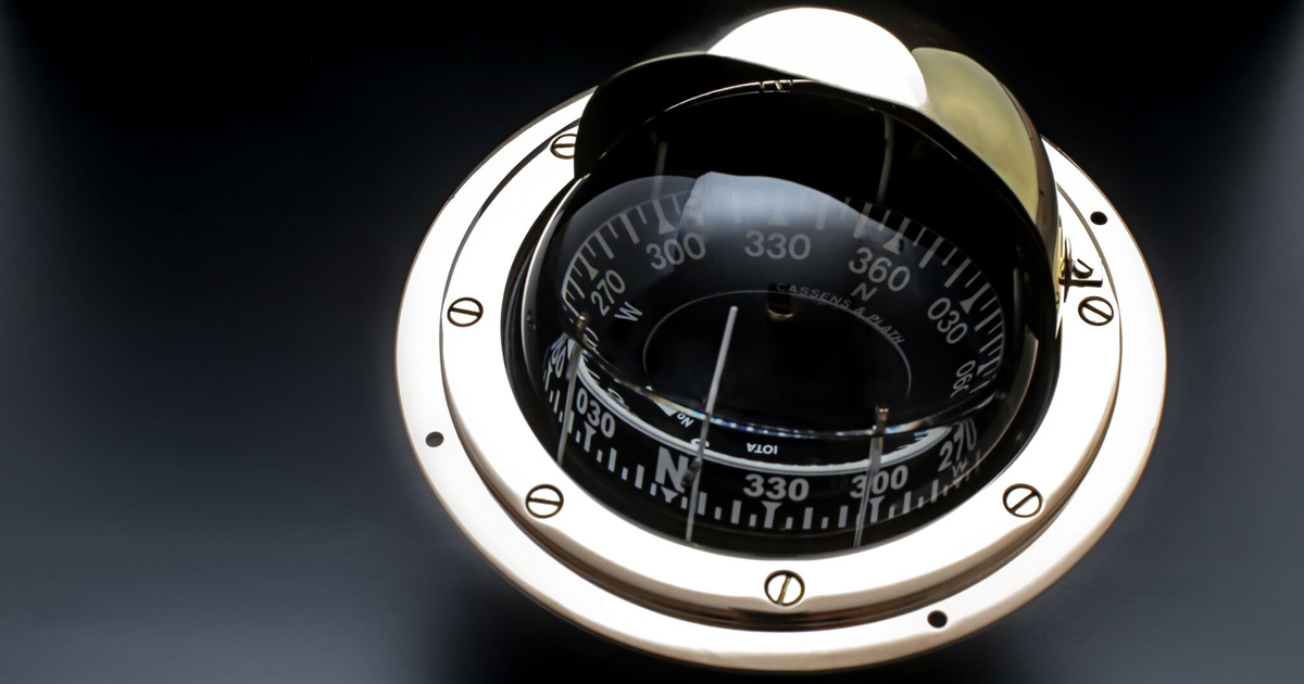 Plath Gmbh yacht compasses nautical equipment in precision